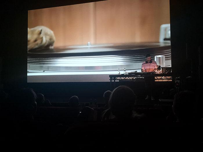 Everyman at Metquarter. DJ Yoda