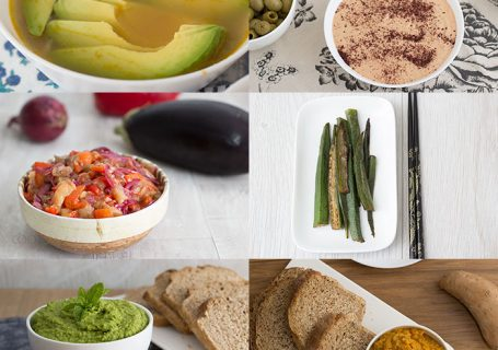 18 Vegan Recipes for Veganuary - Starters