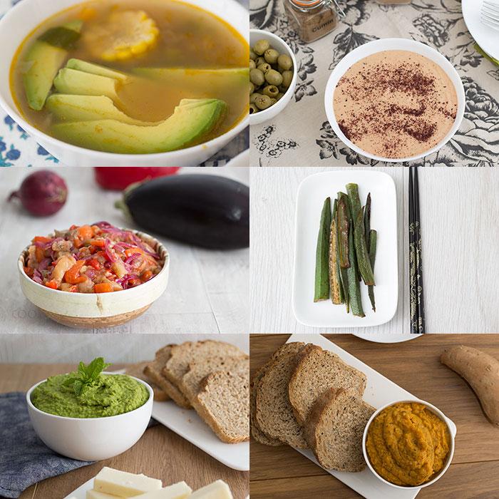 18 Vegan Recipes for Veganuary - Starters