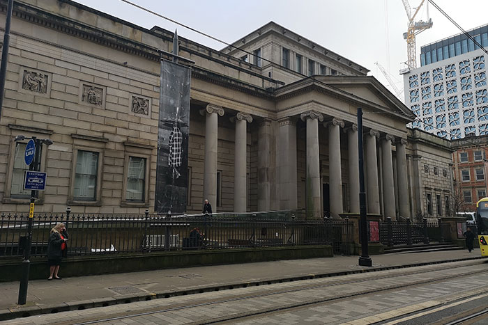 Art Gallery. Part of my Manchester Day Trip