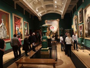 Russia, Queen's Gallery at Buckingham Palace
