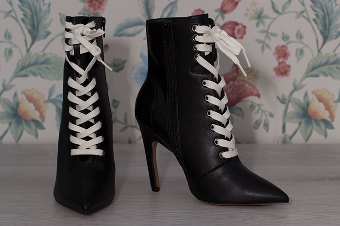 ASOS Boots. Elaina Point
