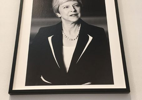 209 Women. Theresa May, MP for Maidenhead, British Conservative Party, Prime Minister