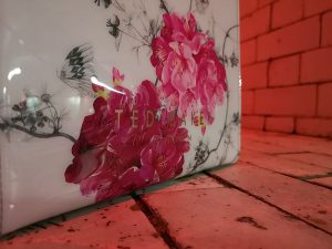 Detail of Ted Baker handbag