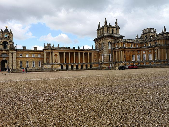 Blenheim Palace - exterior