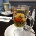 Cafe de Pierre. Flower tea