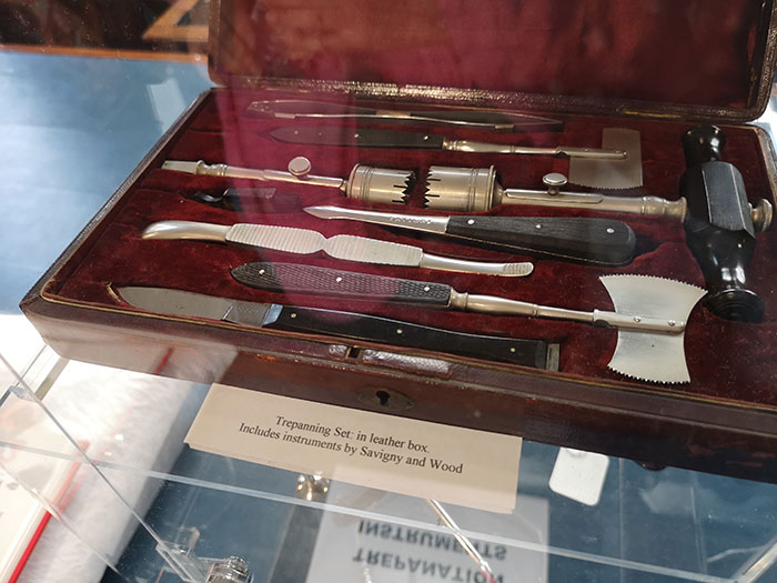 LightNight - Victorian Medical instruments at Liverpool Medical Institution