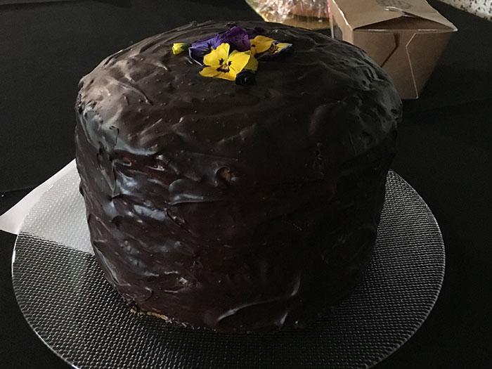 BlogOn Bake Off - my cake