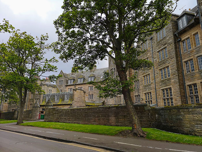 St. Andrews - University - student accommodation