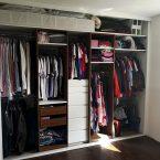 Organizing the Wardrobe