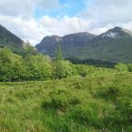 Glencoe National Nature Reserve. Pictures only