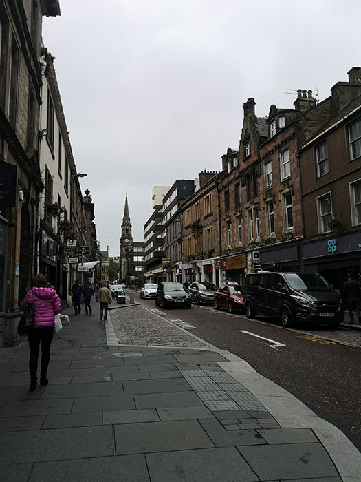Inverness. Street