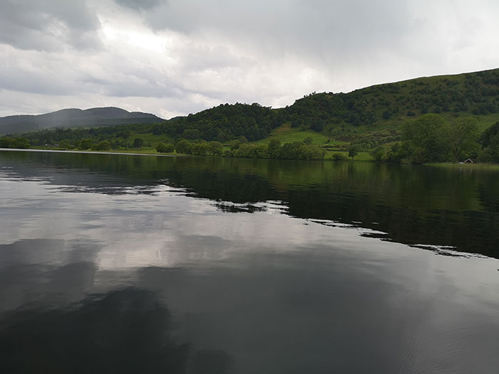 Lake Inchmahome Priory