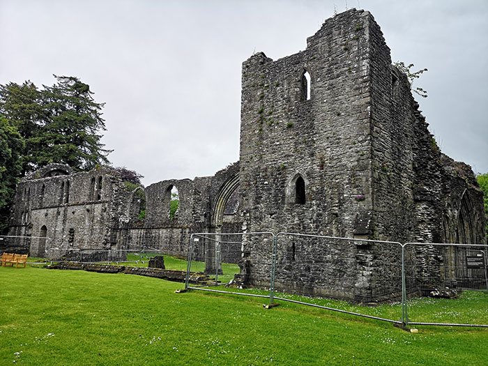 Ruins of Inchmahome Priory