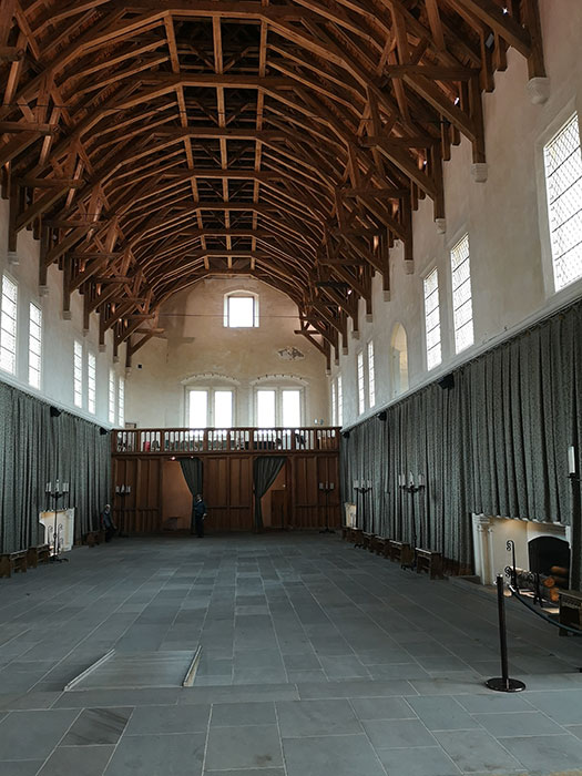Great Hall at Stirling Castle