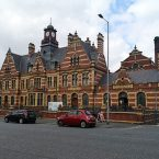 Pictures from Victoria Baths, Manchester