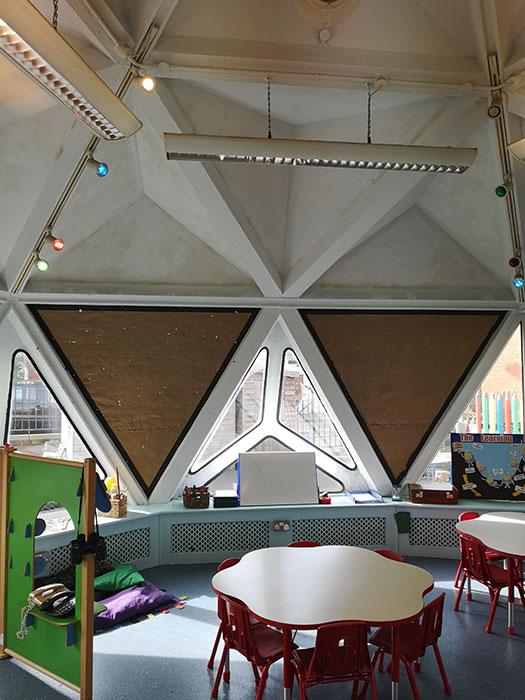 Kennington Primary School - School room