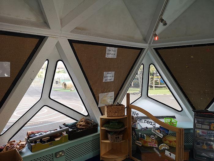 Kennington Primary School. Interior