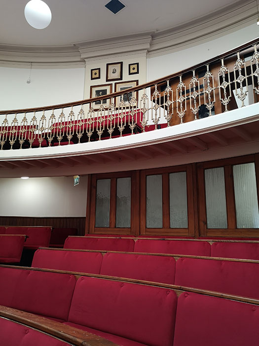 Victorian Lecture Theatre