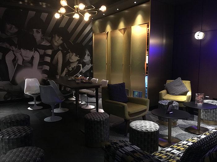 Everyman Cinema private room