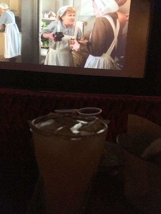 Movie at Everyman Cinema