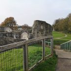 Lewes Priory & Lewes Castle