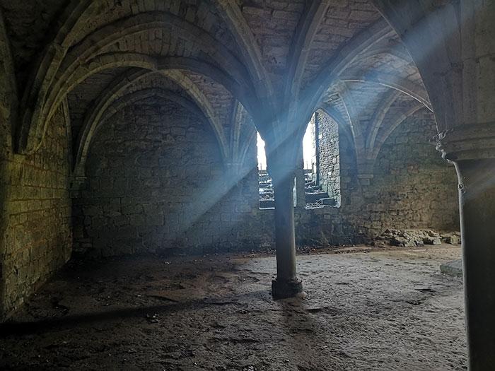 Inside Battle Abbey
