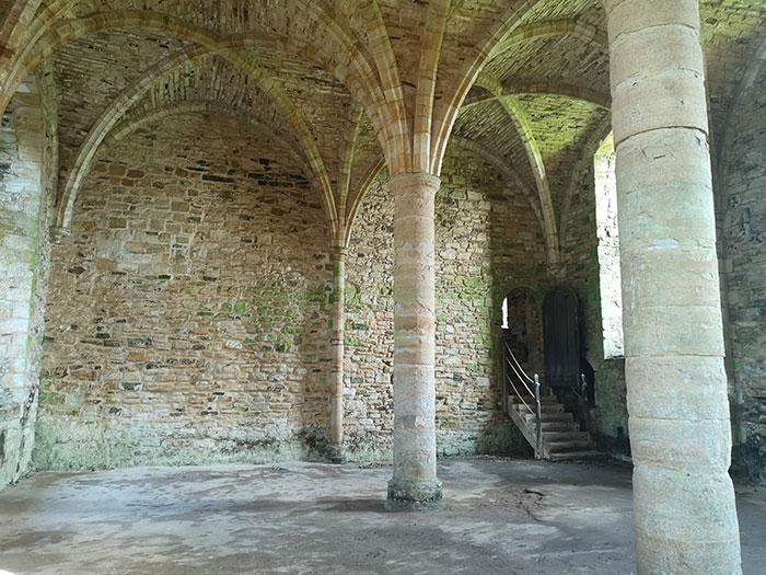 Pillars of Battle Abbey