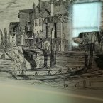 Whistler and Pennell: Etching the city
