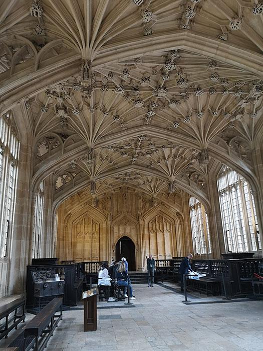 Bodleian Library - Divinity School