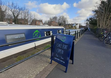 EverGreen Boat Cafe