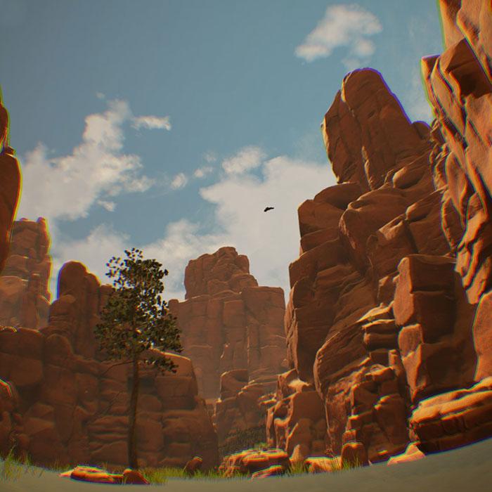 Grand Canyon - VIVE Cosmos