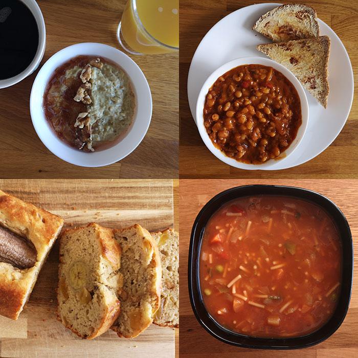 Meal plan - Monday