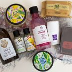 New Items from the Body Shop