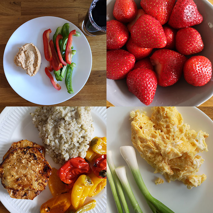 Meal plan - Tuesday