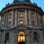 Studying at Oxford. Year 1