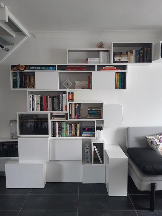 Big bookcase