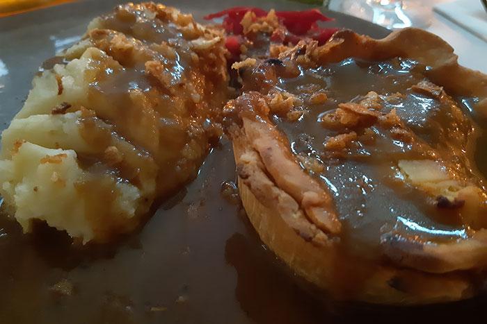 Vertigo - Mushroom Bourginion Pie