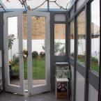 My new conservatory