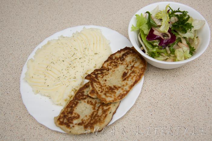 cauliflower schnitzels