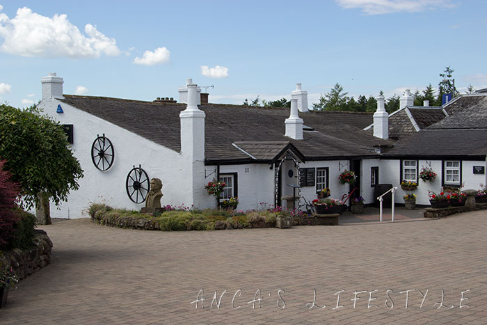 blacksmith shop gretna green
