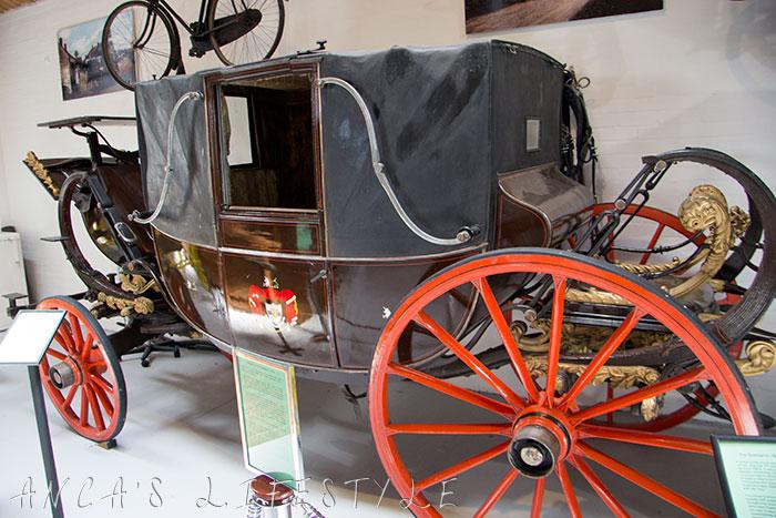 coach museum gretna