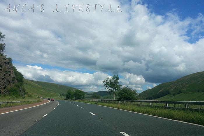 scotland motorway 2