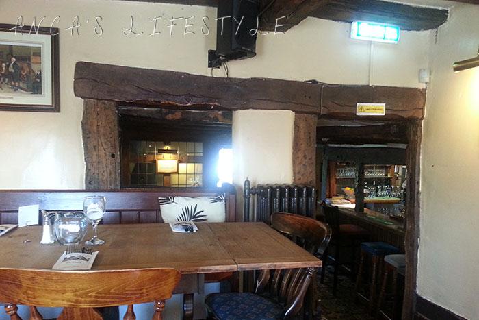 The thatch Nantwich pub