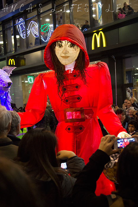 Christmas Launch and Lantern Parade 06