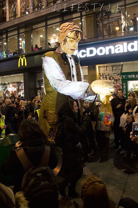 Christmas Launch and Lantern Parade 09