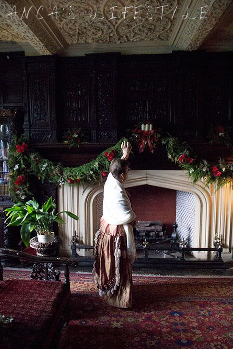 04 Victorian Christmas Weekend at Speke Hall