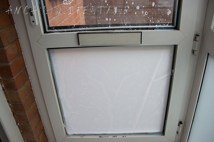 15 DIY frosted window film