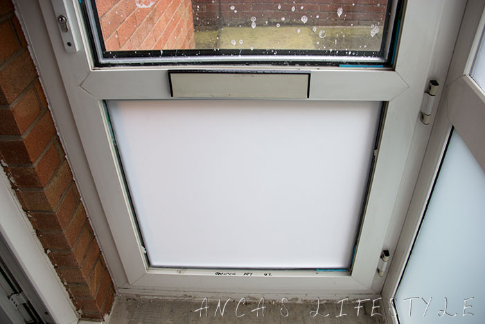17 DIY frosted window film