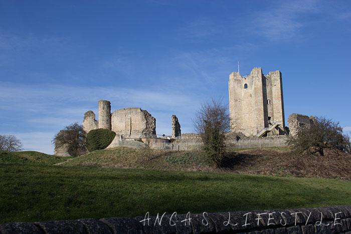01 Conisbrough Castle
